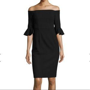 Black Halo Dress